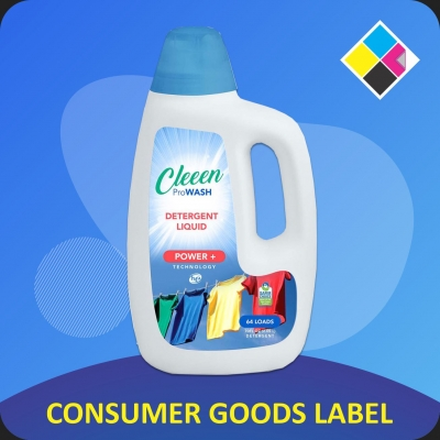 CONSUMER GOOD LABELS